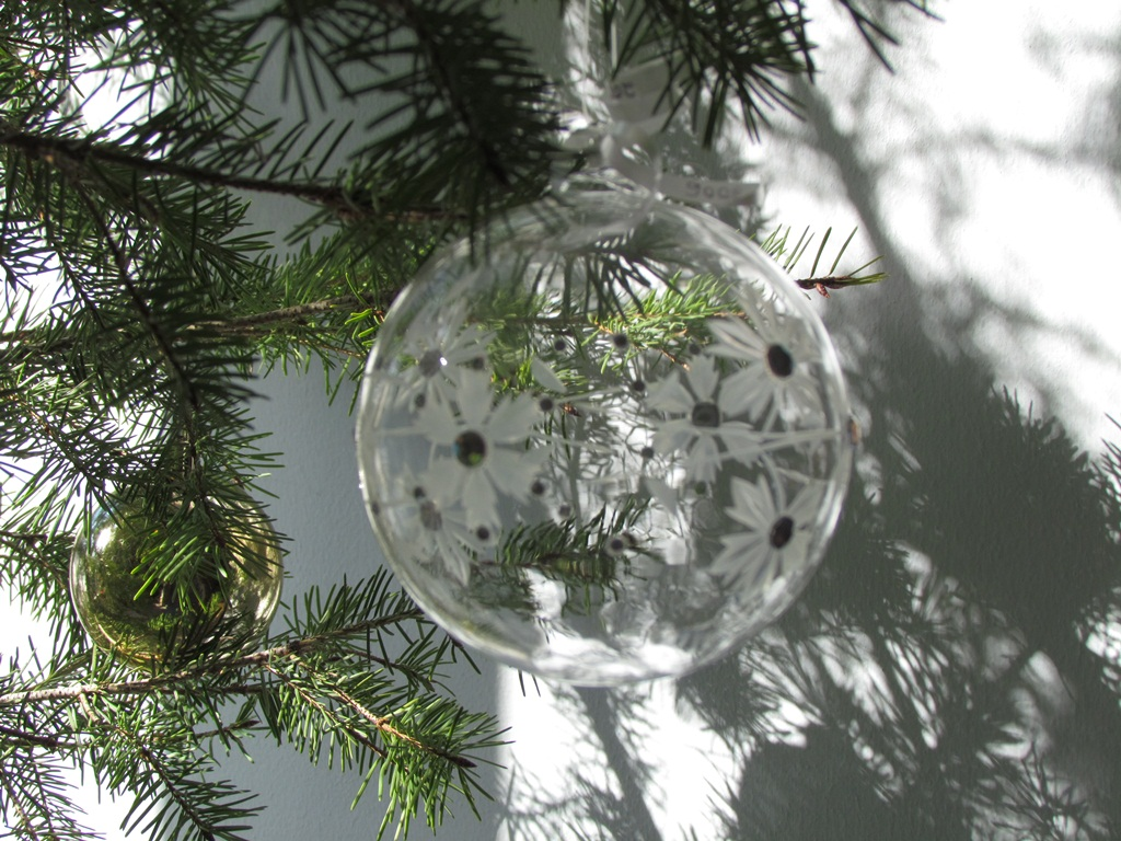 Yearly christmas ornaments - 2006