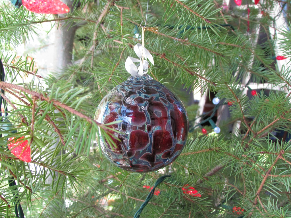 Yearly christmas ornaments - 2007