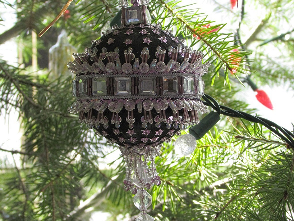 Yearly christmas ornaments - 2011
